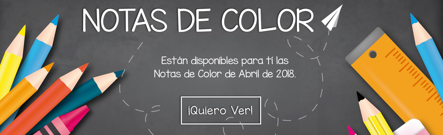 Notas de Color - Abril