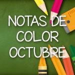 Notas de Color - Octubre